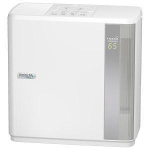 ハイブリッド式加湿器 ホワイト ダイニチ HD-5019