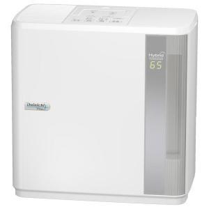 ハイブリッド式加湿器 ホワイト ダイニチ HD-7019
