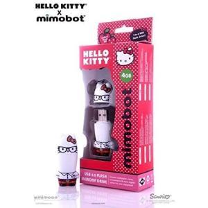 MIMOBOT(ミモボット)Hello Kitty Nerd by サンリオ 8GB USBメモリー