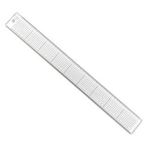 45cm直定規:ステンエッジスケール45S(側面ステンレス加工)【smtb-k】【w3】【デザイン文具】【事務用品|b-town