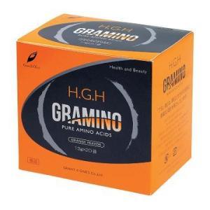 【送料無料】H.G.H GRAMINO 【エイチ・ジー・エイチ・グラミノ】(40包)/HGH・成長ホルモン・アミノ酸・レスベラトロールエイジングケア・自己分泌