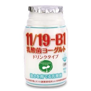 11/19-B1乳酸菌ヨーグルト 飲むヨーグルト ドリンクタイプ(6本入×2箱)|b1-drink