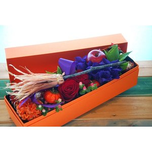 ハロウイン仕様フラワーボックスL FlowerboxL|baba0878