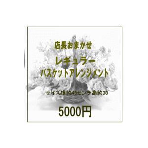 店長におまかせアレンジ5400円|baba0878