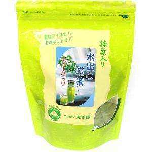 抹茶入り 水出し煎茶 ティーバック 250g(5g×50袋)|baba