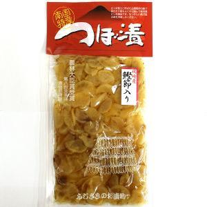 南国特産 つぼ漬(枕崎産 鰹節入り)200g|baba