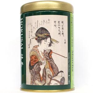 葛飾北斎(助六と遊女) 抹茶(スティックタイプ) 4.8g|baba