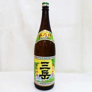 屋久島産 本格焼酎 三岳1800ml|baba