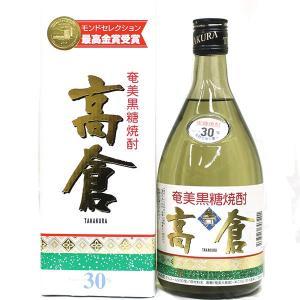 奄美黒糖焼酎 高倉 720ml 30度|baba