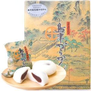 島津かるかん 6個入り 薩摩藩御用銘菓|baba