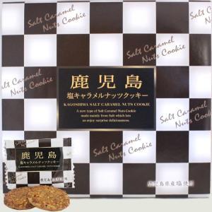 鹿児島 塩キャラメルクッキー 30枚入り|baba