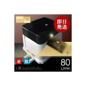 浄化槽ブロワ安永EP80E-R(右)/浄化槽ポンプ|babafuku