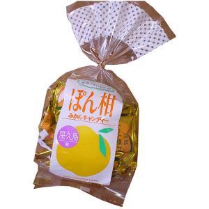 屋久島銘菓 ぽん柑キャンディー|babayaku