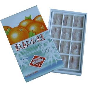 屋久島銘菓 屋久島タンカン浪漫 12個入|babayaku