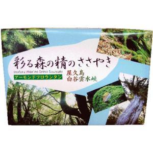 屋久島銘菓 彩る森の精のささやき アーモンドフロランタン 12枚入|babayaku