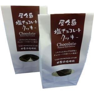 屋久島塩チョコレートクッキー|babayaku