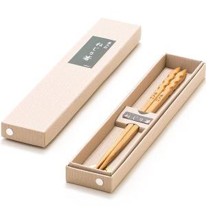 屋久杉 ねじり箸|babayaku