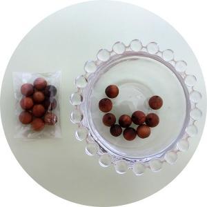 屋久杉珠 無塗装(脂木)10mm×10個 babayaku