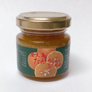 屋久島特産物 たんかんジャム 50g|babayaku