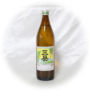 屋久島産 本格焼酎 プライベートラベル 三岳 900ml 和紙ラベル付 屋久島より直送致します。 未成年者には販売いたしません。 babayaku