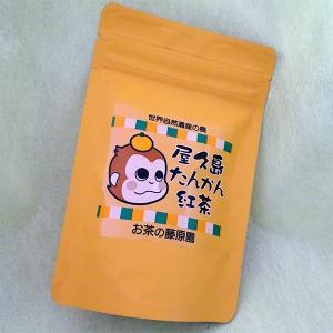 お茶の藤原園 屋久島たんかん紅茶 30g|babayaku