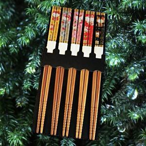 HELLO KITTY YAKUSHIMA竹箸5本セット babayaku