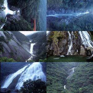 屋久島画像集7 屋久島の滝 babayaku
