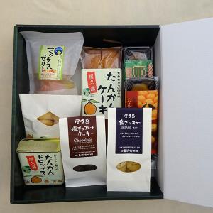 屋久島スイーツセット|babayaku