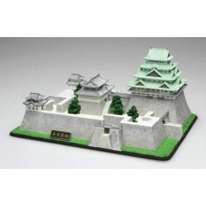 フジミ模型 名城シリーズ No.6 1/700 名古屋城 プラモデル 名城6