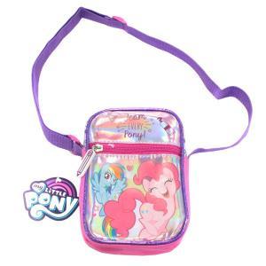 マイリトルポニー 縦型ショルダーバッグ オーロラ PN72251 キッズ 財布 キャラクター グッズ 子供用 ポーチ ゆうパケット可|babu