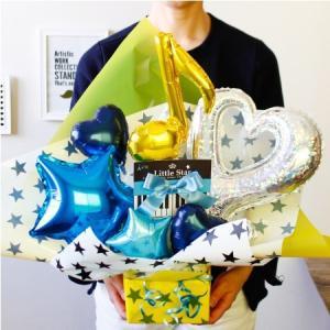 バルーン アレンジ メロディ 誕生日 結婚式 発表会 出産祝い 結婚祝い プレゼント 電報|baby-arte|04