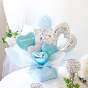 バルーン アレンジ アニバーサリー 誕生日 結婚式 発表会 出産祝い 結婚祝い プレゼント 電報|baby-arte|03