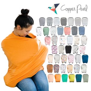 コッパーパール 授乳ケープ マルチユースカバー Copper Pearl 正規品 授乳ポンチョ 授乳カバー 360度安心 シンプル おしゃれ 出産祝 baby-jacksons
