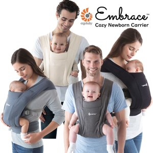 エルゴベビー エンブレース 正規品2年保証  新生児から使える抱っこ紐 ergobaby EMBRACE|baby-jacksons