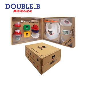 ギフトに最適なミキハウスは、贈る側・贈られる側どちらも笑顔になれるブランドです。   DOUBLE_...