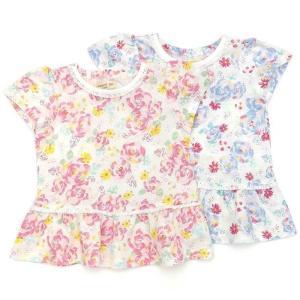 あすつく 子供服 女の子 キムラタン Biquette Club ビケットクラブ  半袖Tシャツ 80 90 95 100 110 120 130|baby-kids-kimuratan