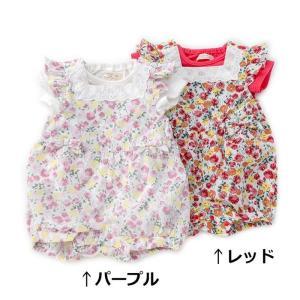夏らしい花柄のグレコとTシャツスーツはそれぞれでも大活躍★ギフト映えのするアイテムです♪  ■写真1...