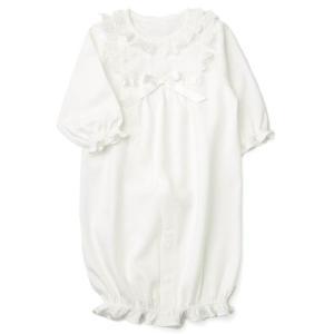 あすつく ベビー 子供服 キムラタン 愛情設計 日本製 セレモニーベンリードレス (2wayドレス)通年用 50〜70cm|baby-kids-kimuratan