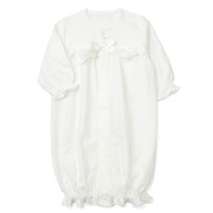 あすつく ベビー 子供服 キムラタン 愛情設計 日本製 セレモニーベンリードレス (2wayドレス)夏用 50〜70cm|baby-kids-kimuratan