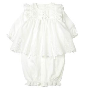 繊細なお花の刺繍をほどこした上品なエプロンドレスに、ジャガード織りが愛らしく普段使いにもおすすめな兼...