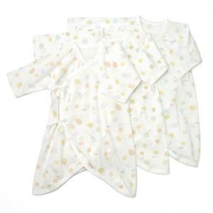 あすつく ベビー 子供服 キムラタン 愛情設計 日本製 フライス サボンプリント コンビ肌着 50〜60cm|baby-kids-kimuratan