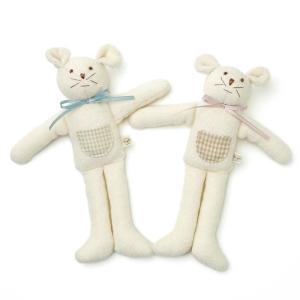 あすつく ベビー 子供服 キムラタン 愛情設計 日本製 オーガニック コットン ペットネズミ|baby-kids-kimuratan