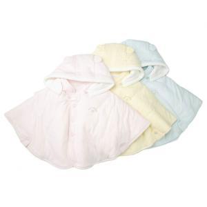 あすつく ベビー 子供服 キムラタン 愛情設計 日本製 マント 50〜90cm|baby-kids-kimuratan