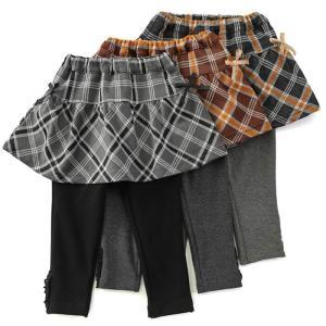 ふわっと広がるスカートのシルエットと伸縮性のある程よい厚さのスパッツできっと満足してもらえる一品です...