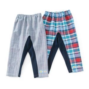 柔らかくてはき心地バツグン!サルエル型柄パンツがストライプとチェック素材で新登場です♪さりげないくー...
