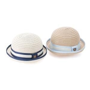 軽い素材が特徴の麦わら風帽子♪軽く曲げれるので、持ち運びにも便利です☆★通気性にも優れ、汗っかきのお...
