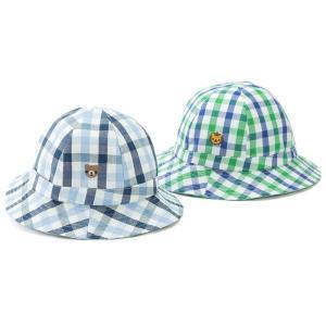 あすつく 子供服 女の子 男の子 キムラタン 夏物 Piccolo ピッコロ 帽子 46 48 50|baby-kids-kimuratan