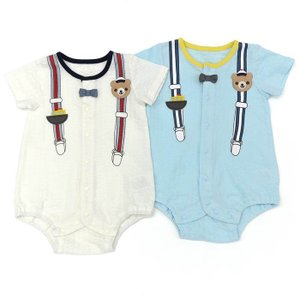 ベビー 男の子 キムラタン Piccolo ピッコロ  ボディシャツ 60 70 80|baby-kids-kimuratan