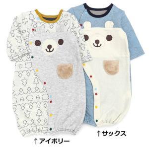 ベビー 男の子 キムラタン Piccolo ピッコロ  ベンリードレス 50〜70|baby-kids-kimuratan