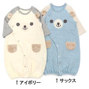 Piccolo (ピッコロ ) ベンリードレス (50〜70cm)  男の子 キムラタン 子供服 綿100% あすつく|baby-kids-kimuratan